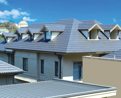 Nulok Global Pty Ltd - Ceramic Tile Roofing Dormer Single Floor