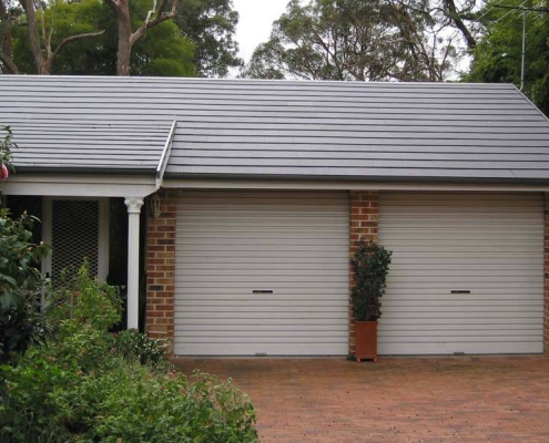 Nulok Global Pty Ltd - Ceramic Tile Roofing Garage