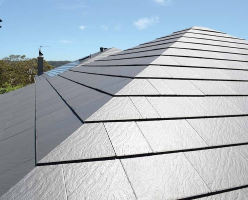 Nulok Global Pty Ltd - Ceramic Tile Roofing Pyramid