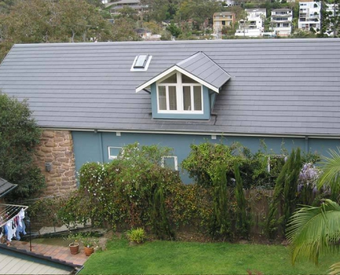 Nulok Global Pty Ltd - Ceramic Tile Roofing With Dormer