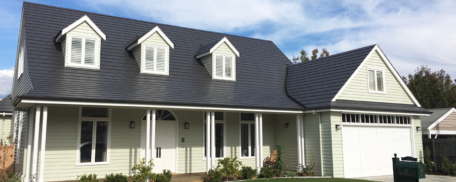 Nulok Global Pty Ltd - Ceramic Tiles Dormer Roof