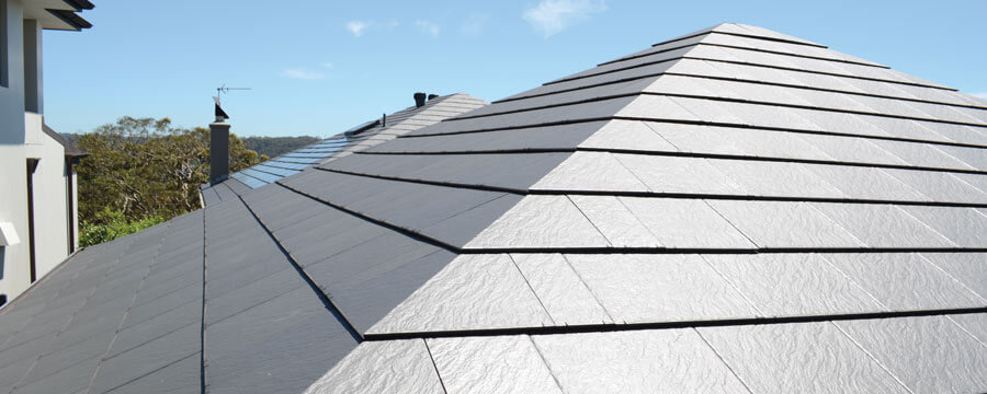 Nulok Global Pty Ltd - Ceramic Tiles Pyramid Style Roof