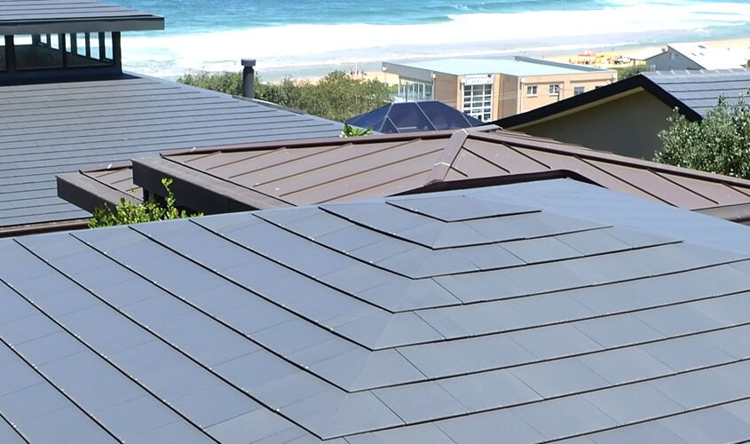 Nulok Global Pty Ltd - Ceramic Tiles Roofs - Pyramid Roof Tiles