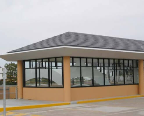 Nulok Global Pty Ltd - Commercial Roofing Projects