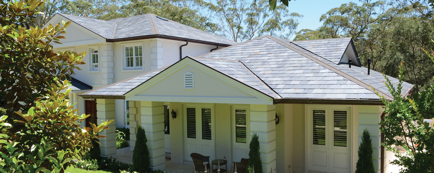 Nulok Global Pty Ltd - Nulok Slate Roofing System