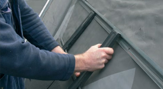 Nulok Global Pty Ltd - Nulok System Roofing Set-up 2