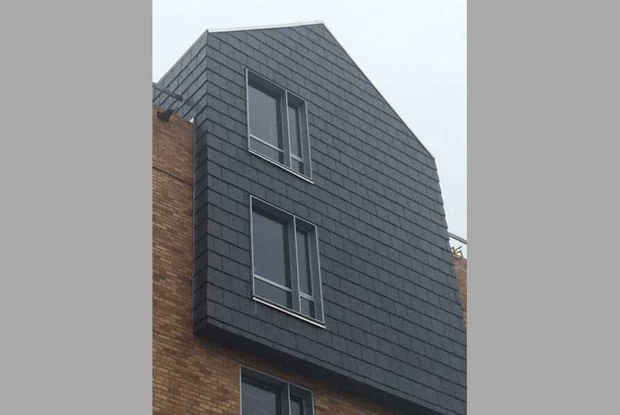 Nulok Global Pty Ltd - Slate Roof Gallery Slate Cladding