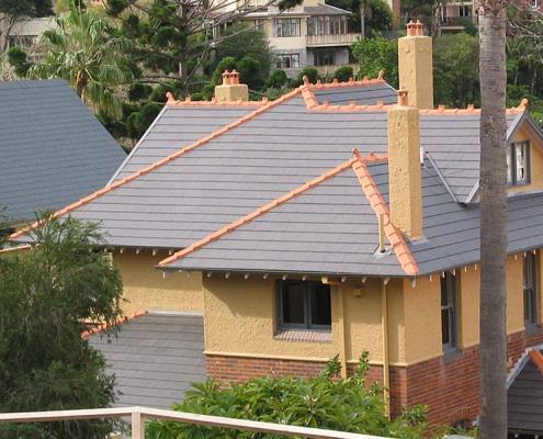 nulok ceramic roofing