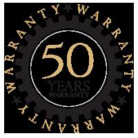 nulok 50-year-warranty