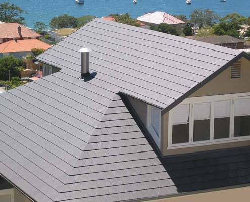 Nulok Global New Zealand - Ceramic Tile Roofing