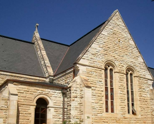 Nulok Global New Zealand - Heritage, Church and Cathedral Re-Roofing