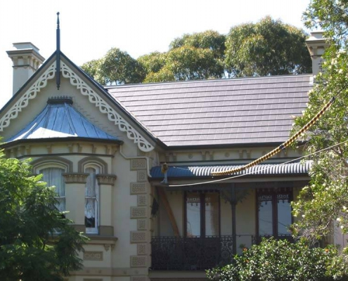 Nulok Global New Zealand - Heritage Re-Roofing