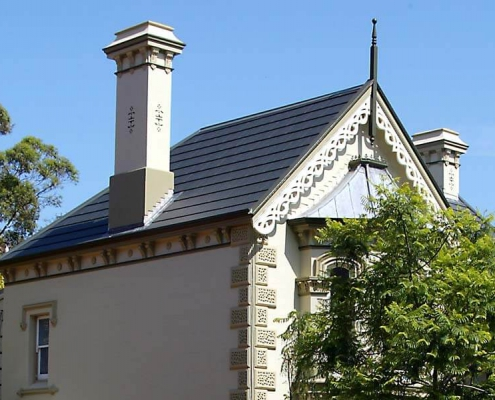 Nulok Global New Zealand - Heritage and Church Re-Roofing