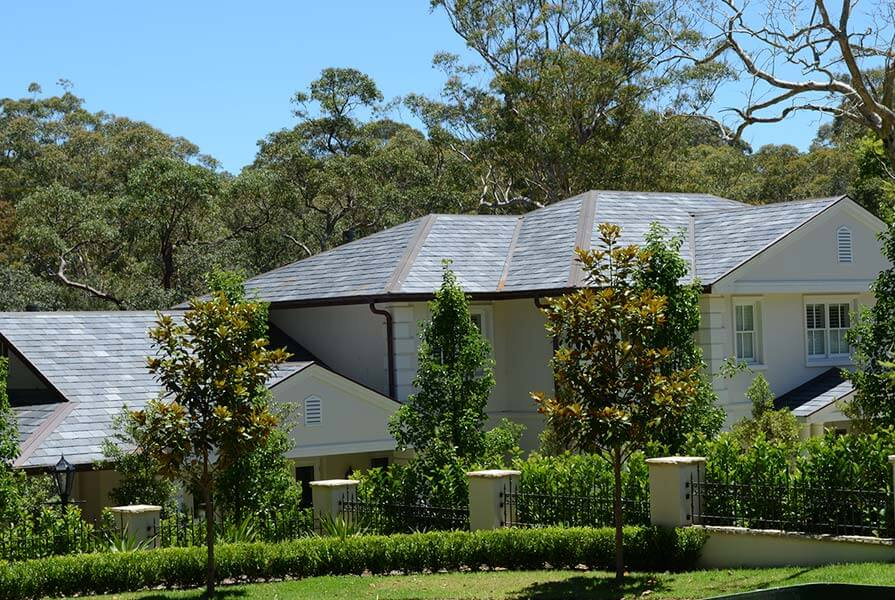 Nulok Global New Zealand - Natural Slate Roofs