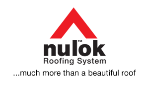 Nulok Global New Zealand - Nulok Roofing System Logo with Tagline