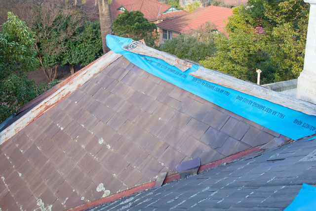 Nulok Global Pty Ltd UK- Heritage Before Re-Roofing