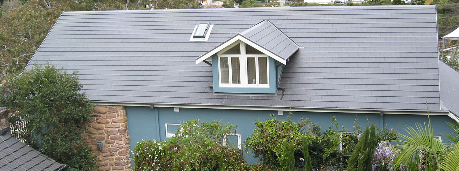 Nulok Global UK - Chinese Slate Roofing Installation