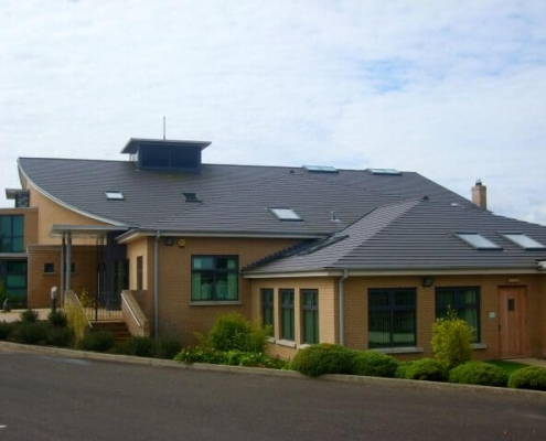 Nulok Global UK - Commercial Building Roofing