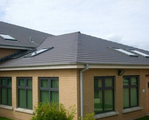Nulok Global UK - Commercial Roofing