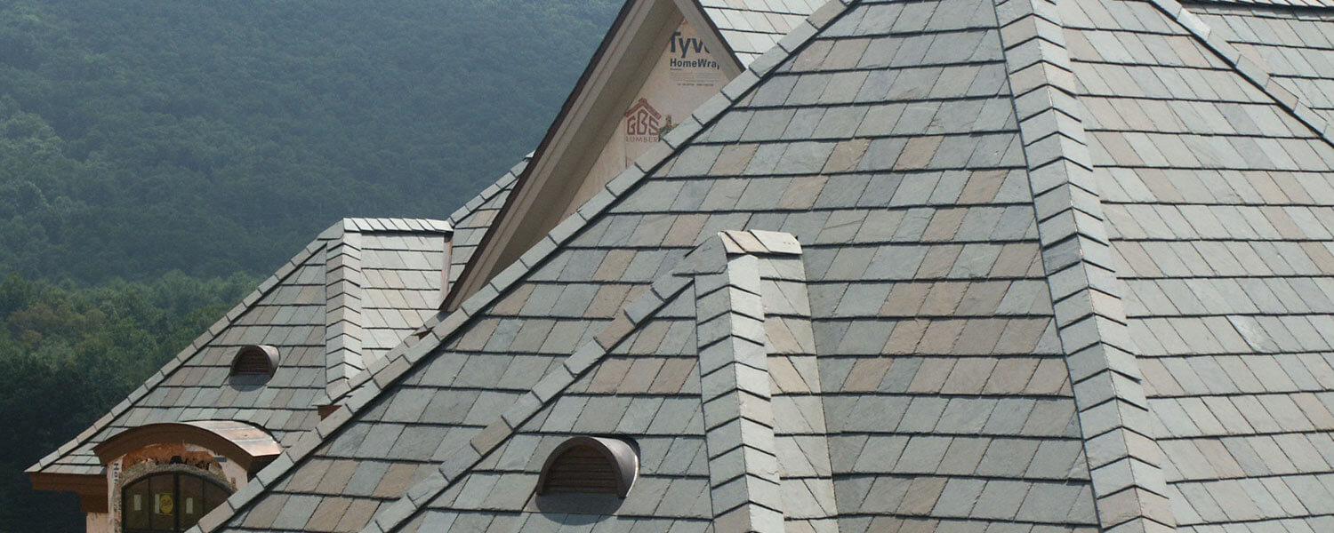 Nulok Global UK - Natural Slate Roofing Complex Roofing Design