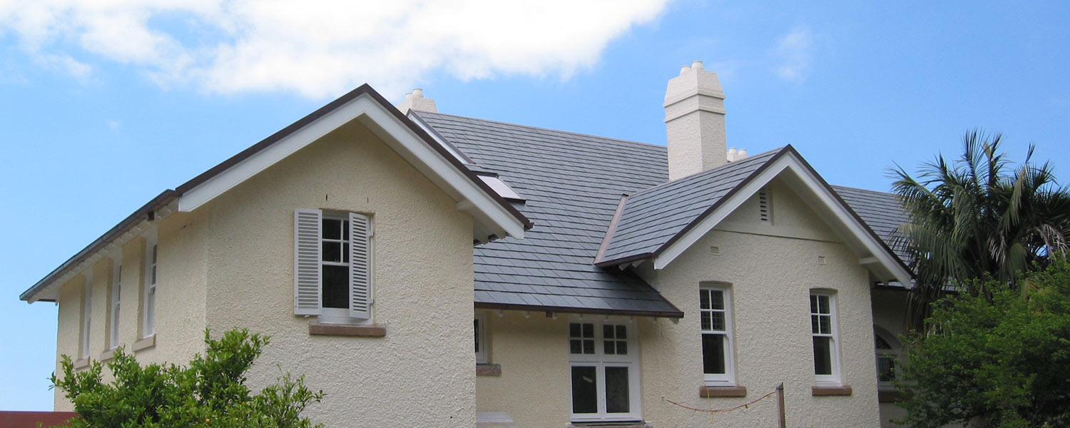 Nulok Global UK - Natural Slate Roofing