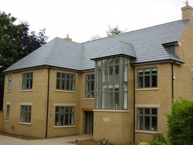 cladding and slate roof gallery