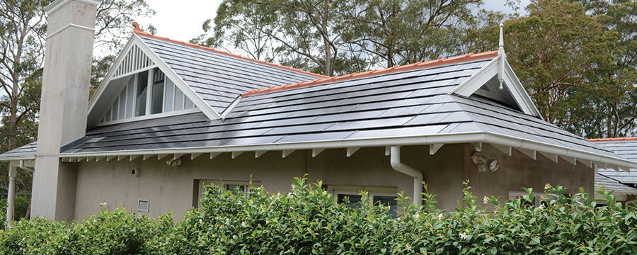 Nulok Global UK - Solar Inserts on Dutch Gable Roofing