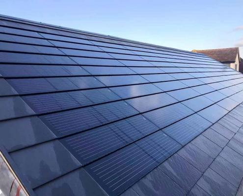 Nulok Solar Reroof in Hartlepool
