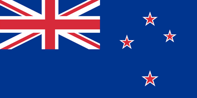 Flag of New Zealand on Nulok Global Pty Ltd