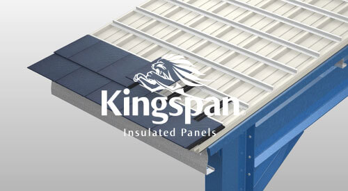 Kingspan Insulated Panels on Nulok Global Pty Ltd